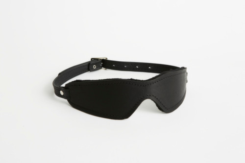 Plush Fur Lined Blindfold Small