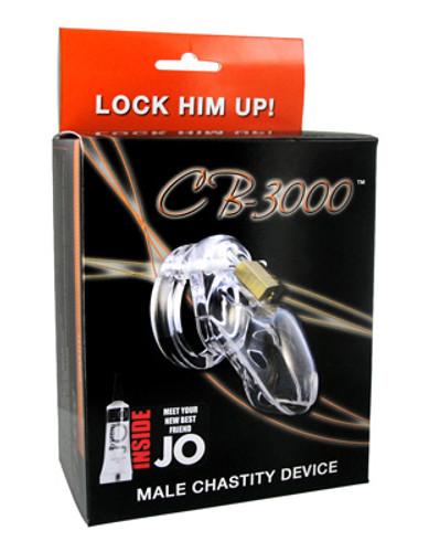 CB-3000 Male Chastity Device