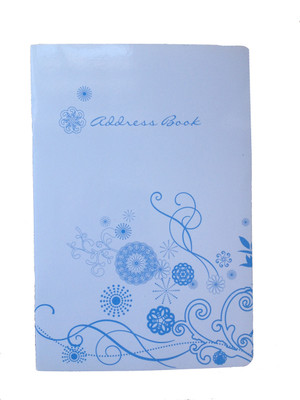 An address book to slip into the back of your Master Plan Diary.