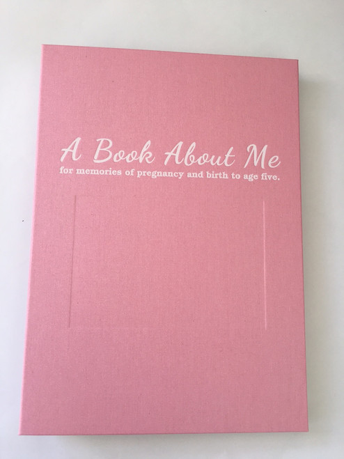 A pretty pink cover for the daughter in your life.