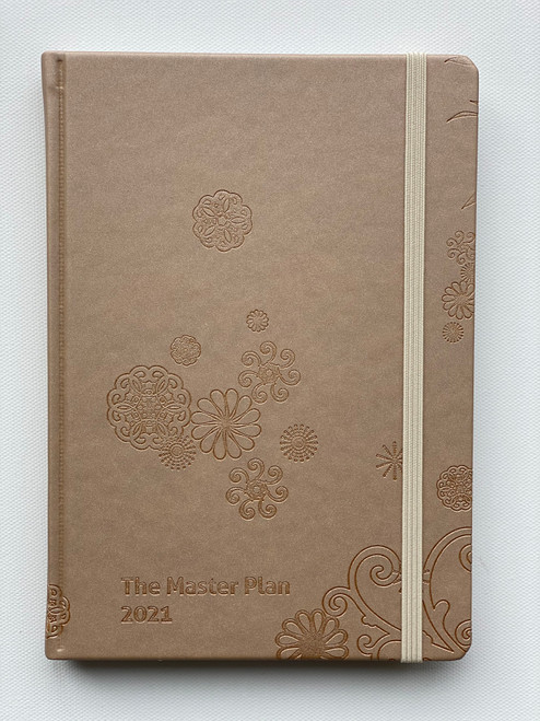 2021 Master Plan Diary  - Sparkly Camel in Egypt