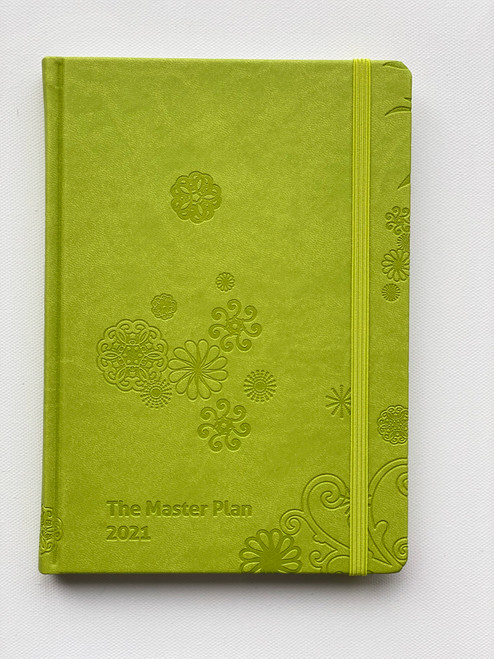 2021 Master Plan Diary  - Wasabi in Japan