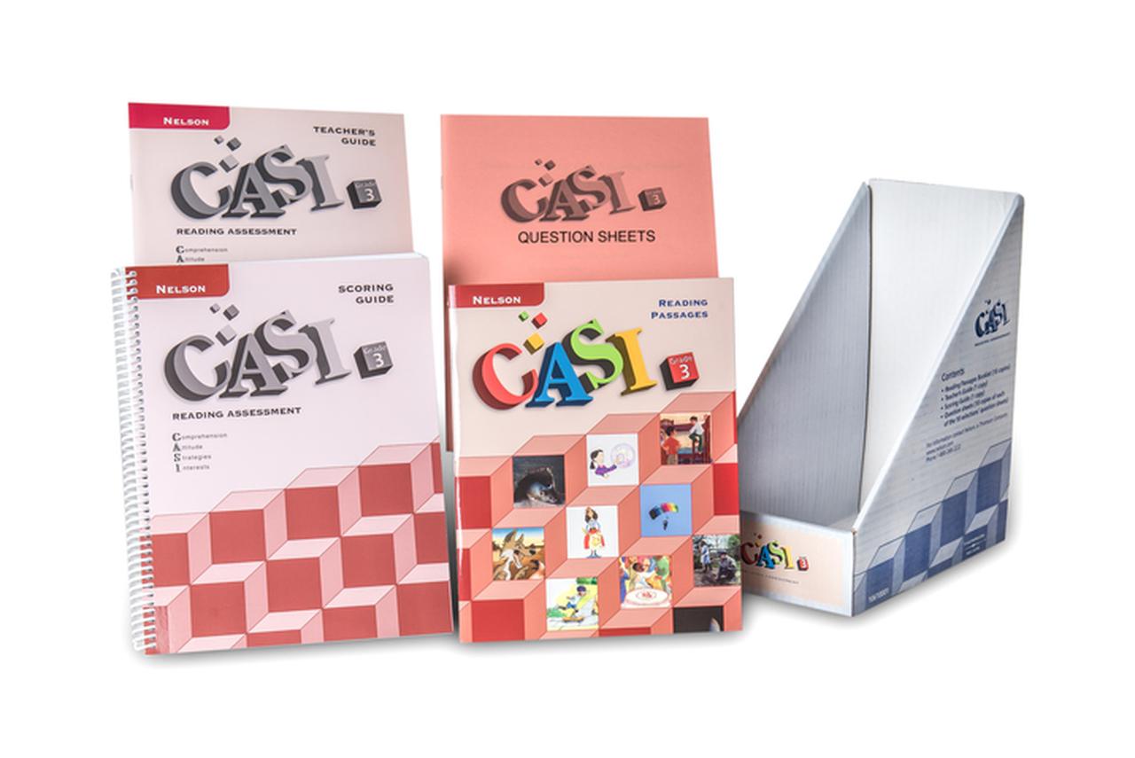 CASI Reading Assessment Grade 3 Complete Kit