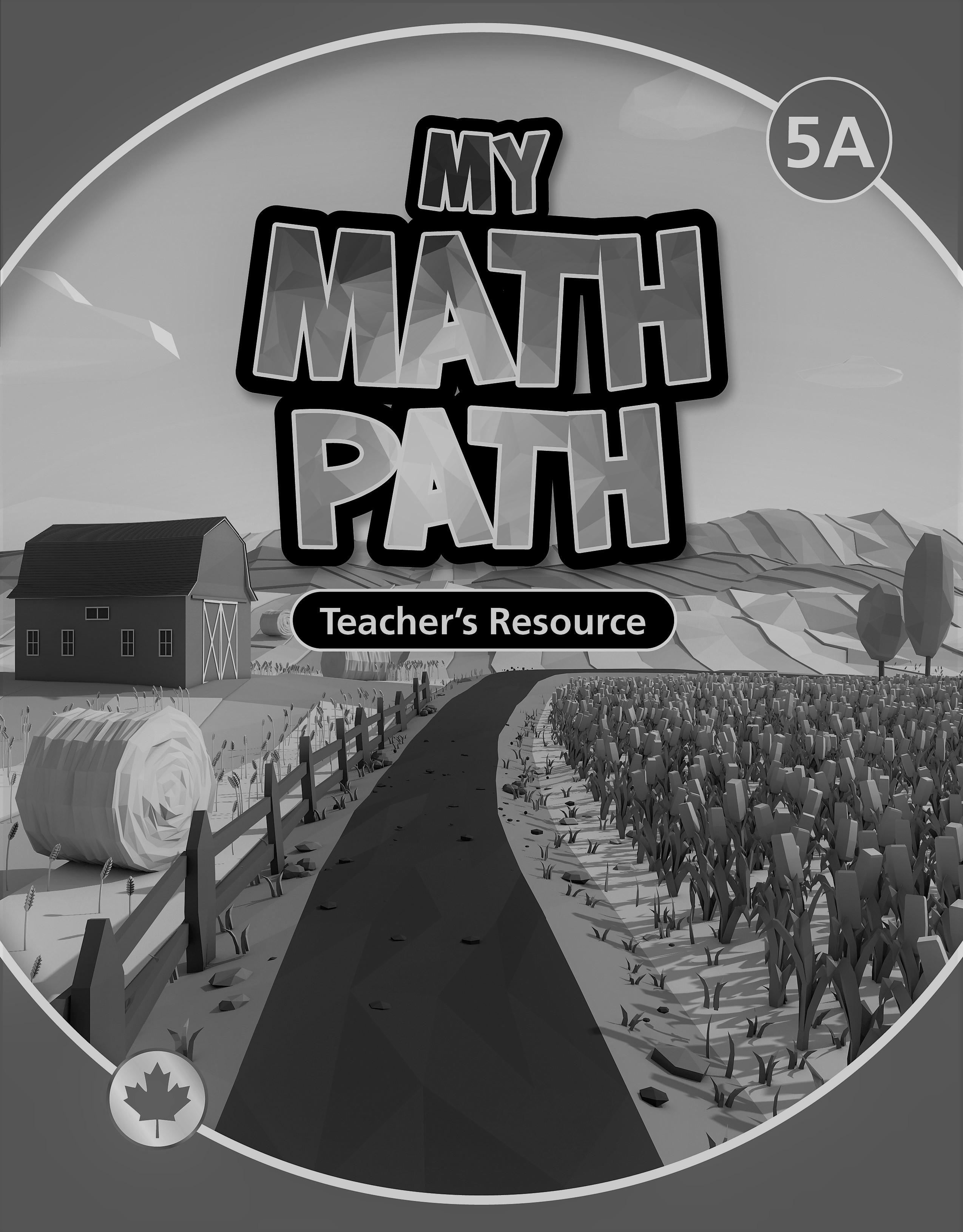 My_Math_Path_Grade_1