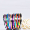 30 pcs Mix Color Striping Tape Rolls