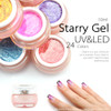 UV/Led Starry Color Gel 10 ml