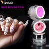 Hard Jelly & Builder Extenstion Gel - Light Pink 15 ml