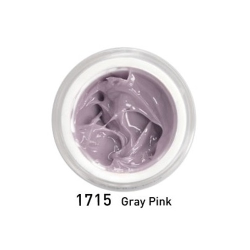 Hard Jelly & Builder Extenstion Gel - Gray Pink 15 ml
