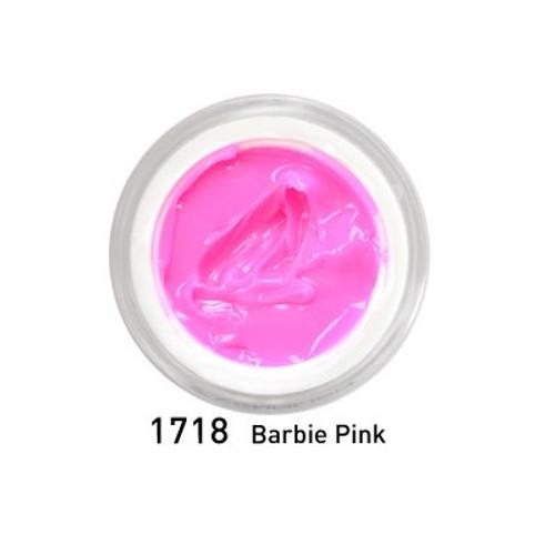 Hard Jelly & Builder Extenstion Gel - Barbie Pink 15 ml