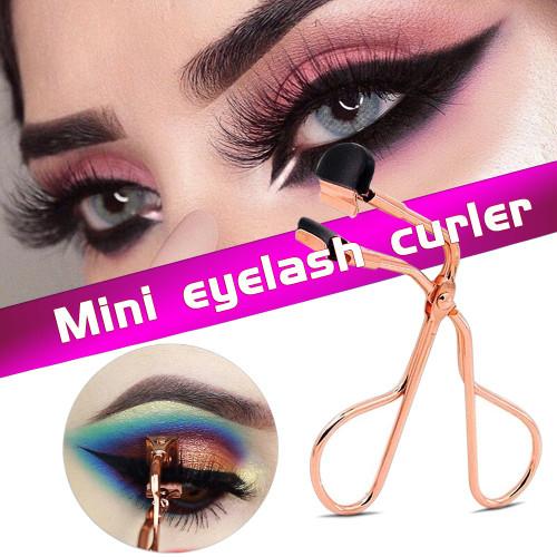 Eyelash Curler & Tweezers