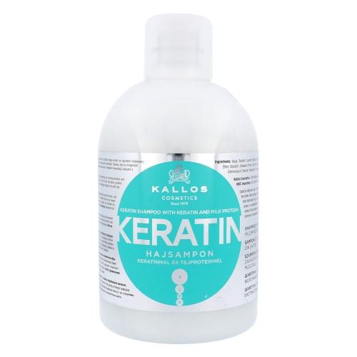 KALLOS Keratin shampoo 1000ml