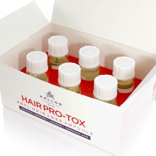 Botox anti-hair loss ampoule (6X10ml)