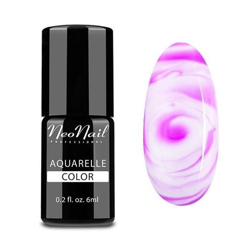 Hybrid Nail Polish 6 ml - Lavender Aquarelle