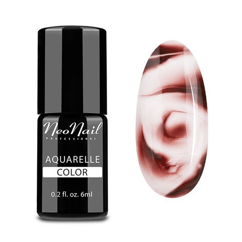 Hybrid Nail Polish 6 ml - Brown Aquarelle