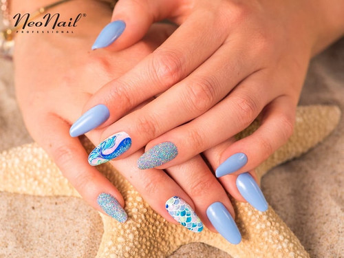 Blue Cream Jelly 6 Ml Fashion Mouse