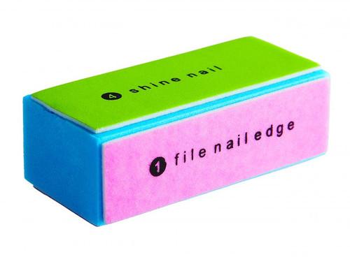 4-Way Nail File Buffer Polishing Block