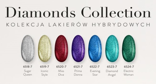 Diamonds Collection 7.2 ml