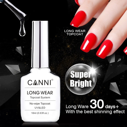 Long Wear Top Coat 18 ml