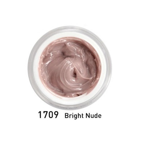 Hard Jelly & Builder Extension Gel - Bright Nude 15 ml