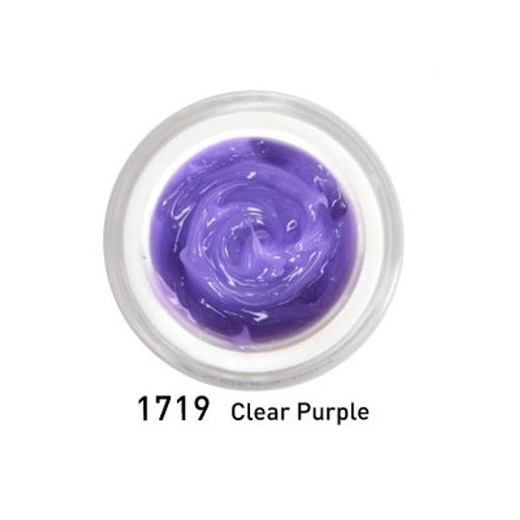 Hard Jelly & Builder Extension Gel - Clear Purple 15 ml