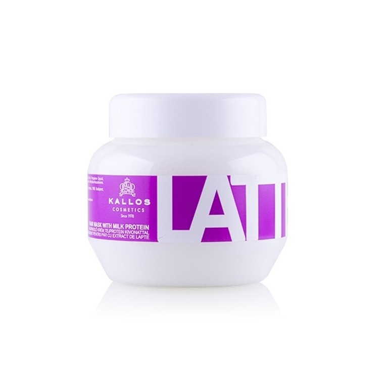 LATTE HAIR MASK WITH MILK PROTEIN (275ml)