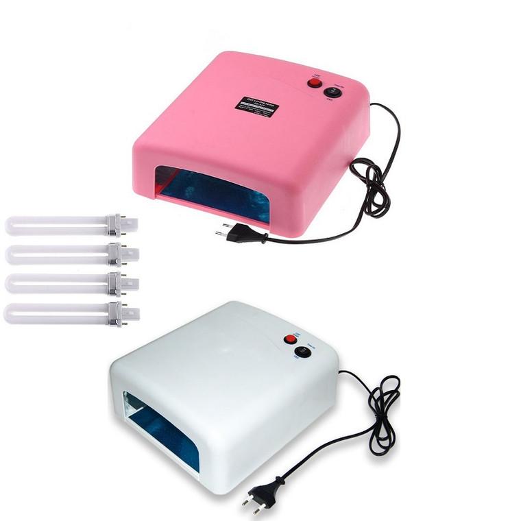 Professional UV Nail Curring Lamp 36W