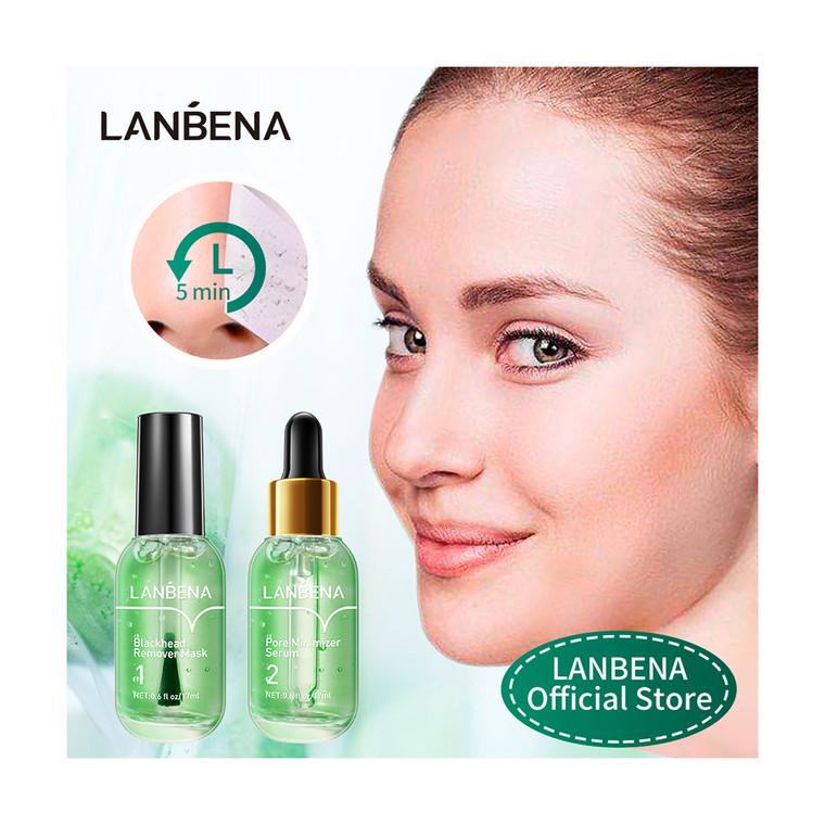 LANBENA Green Tea Blackhead Remover Kit Set