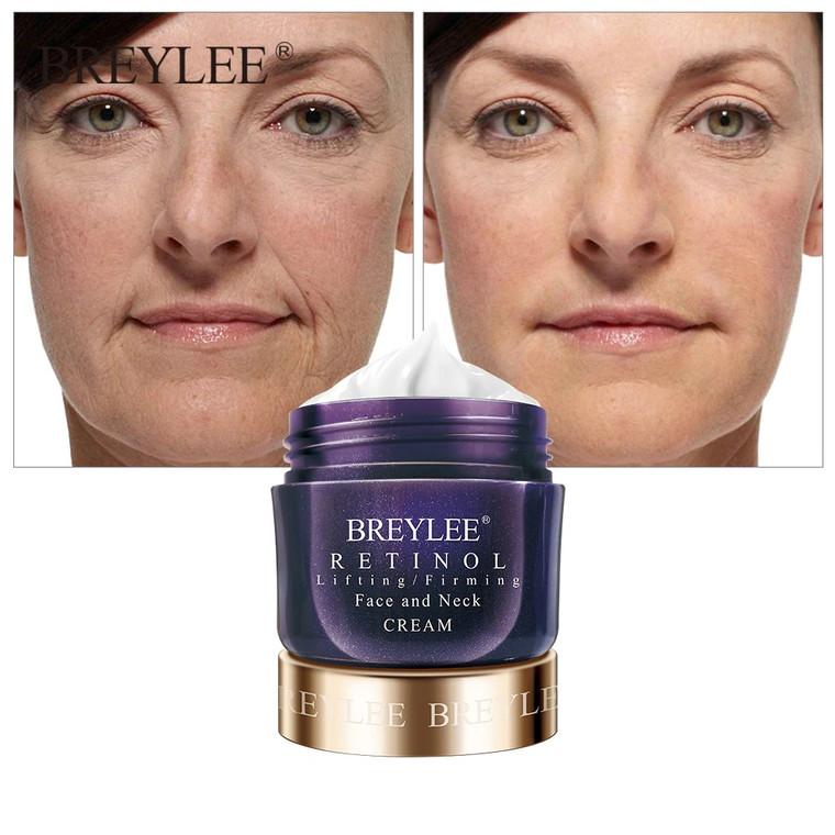 BREYLEE Retinol Face Cream Lifting & Firming 40 g