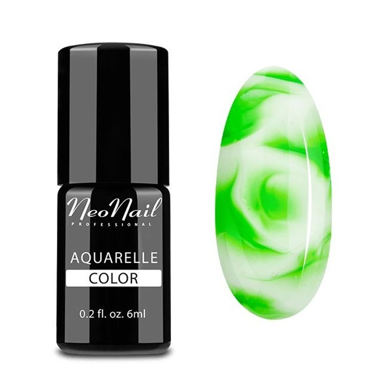 Hybrid Nail Polish 6 ml - Green Aquarelle