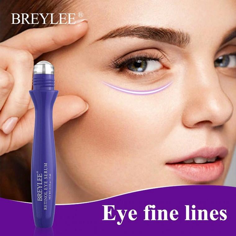 BREYLEE Retinol Anti-Wrinkle Eye Serum 15 ml