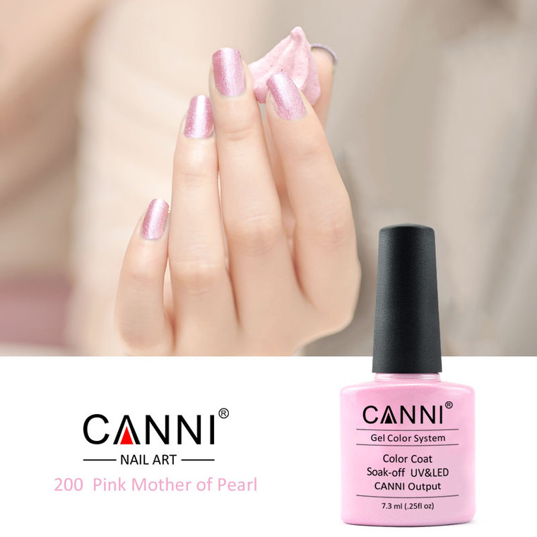 Pink Mother of Pearl 7.3 ml - Color #200