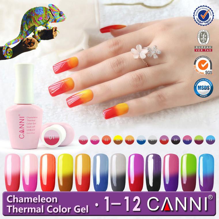 Chameleon Thermal Gel Polish – Color #12