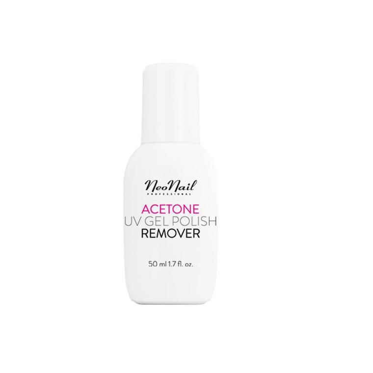 Acetone UV gel polish remover – 50 ml