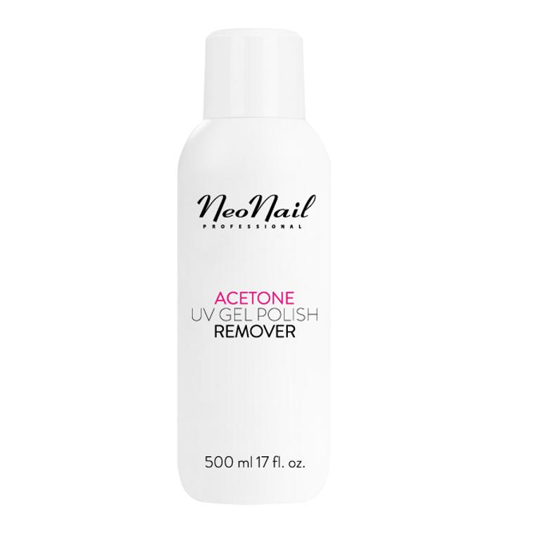 Acetone UV gel polish remover – 500 ml
