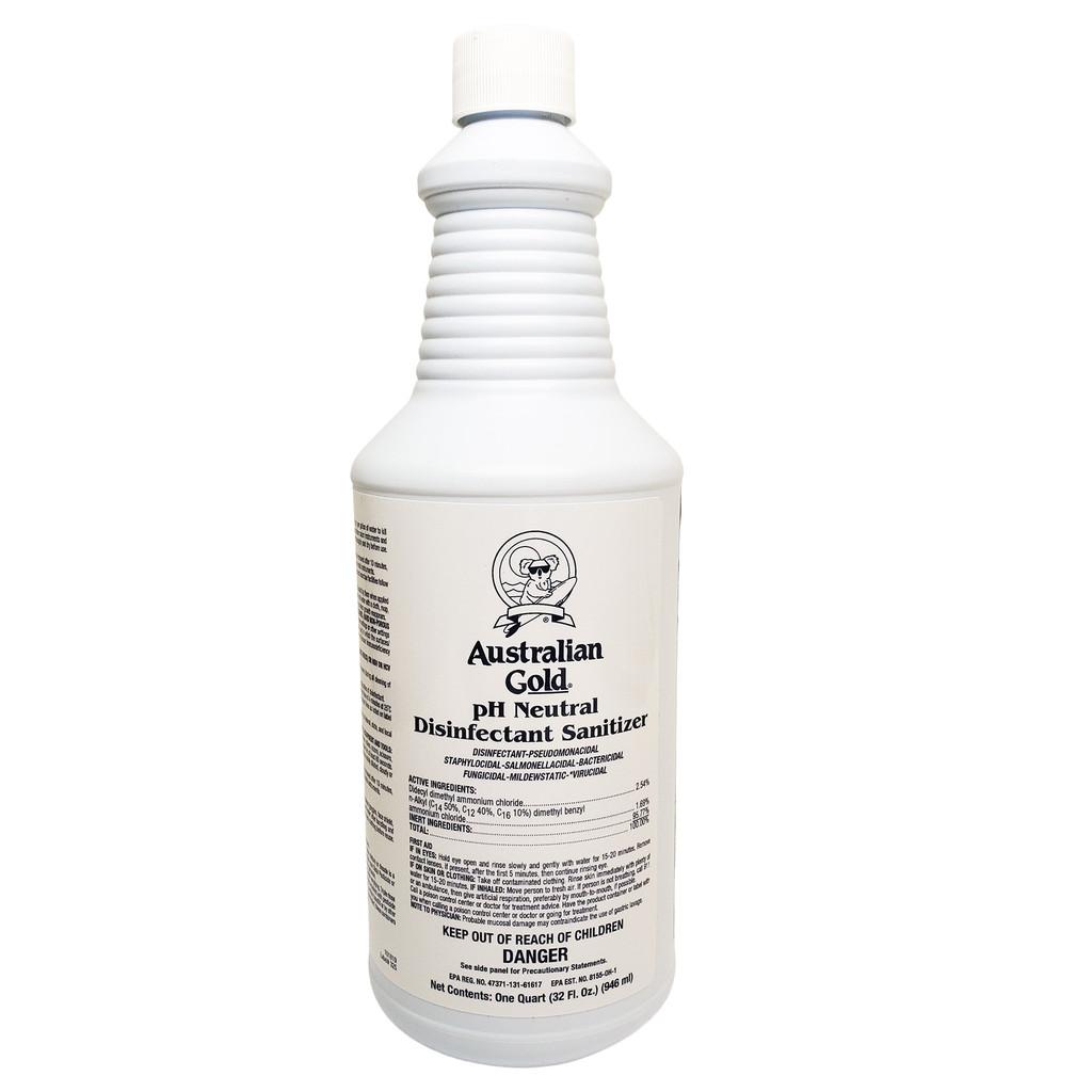 Australian Gold Disinfectant Cleaner - Quart