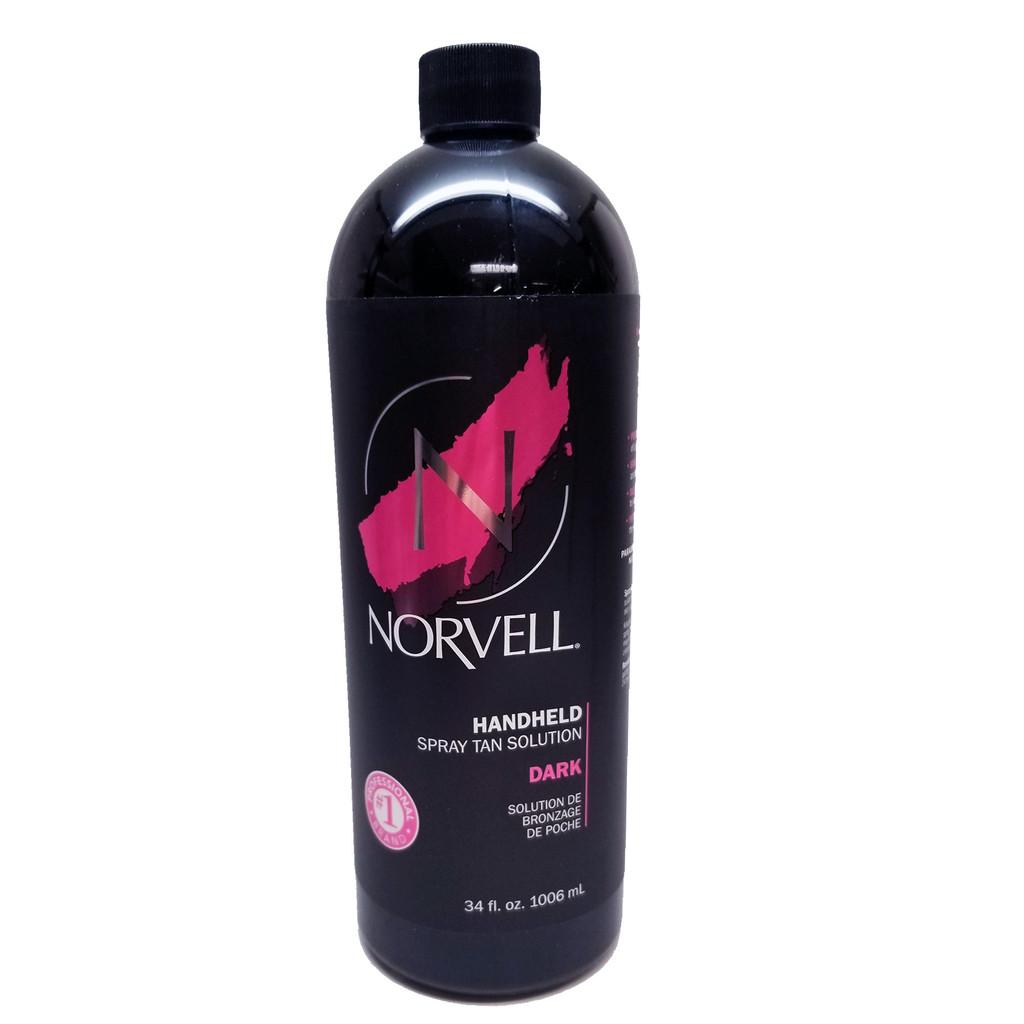 Norvell Sunless Spray Solution - DARK 10.5% DHA - 34 oz.