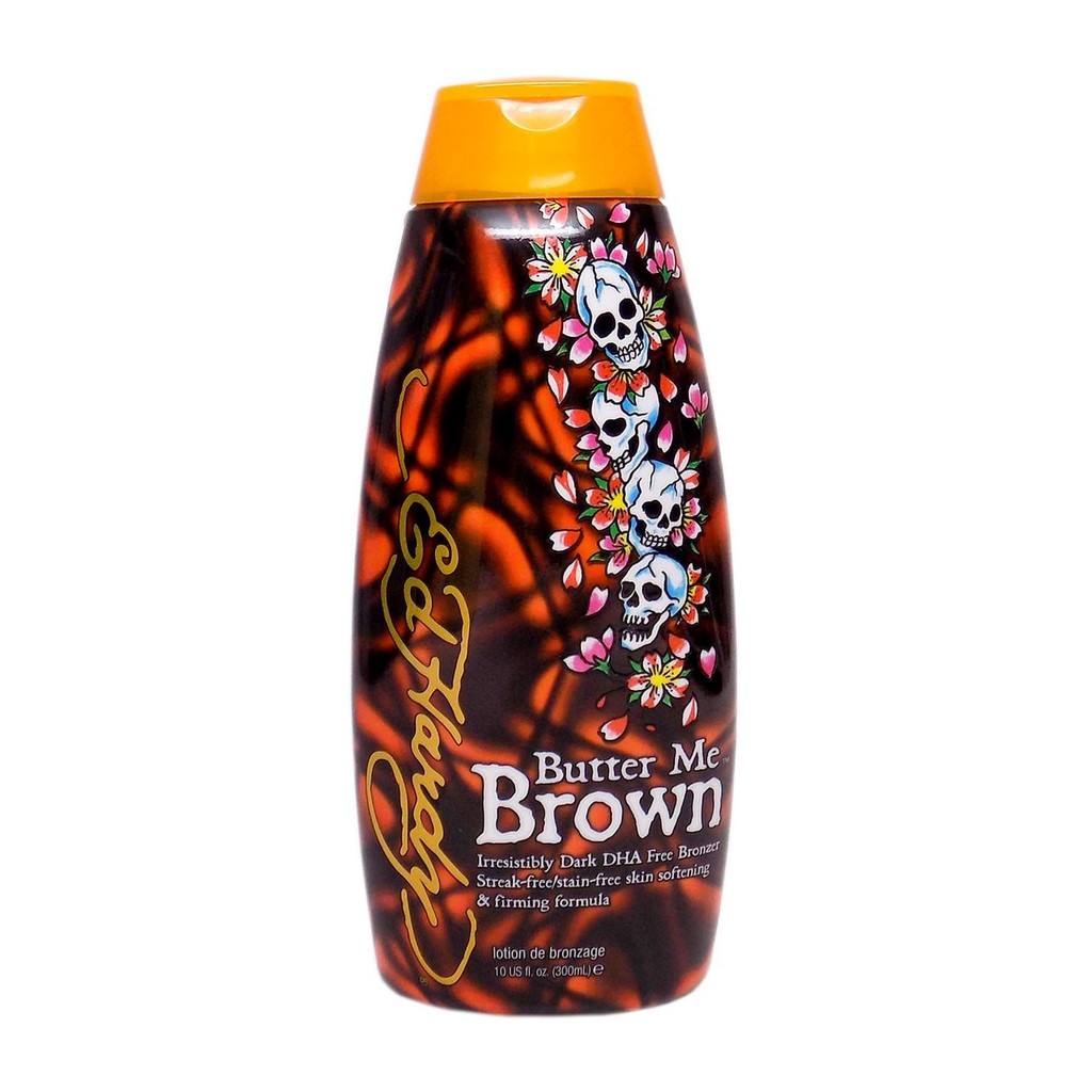 Ed Hardy BUTTER ME BROWN DHA Free Bronzer - 10 oz.