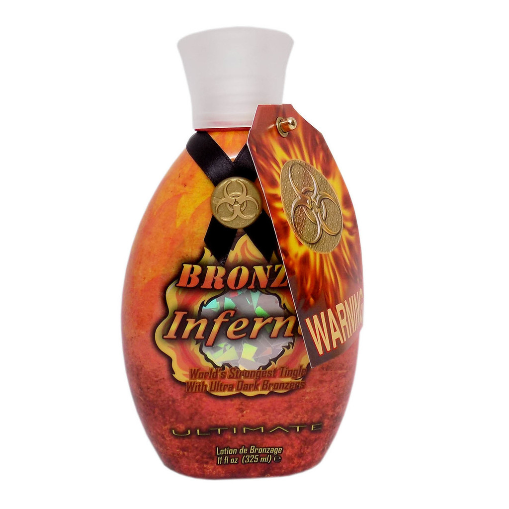 Ultimate BRONZE INFERNO Tingle Bronzer - 11 oz.