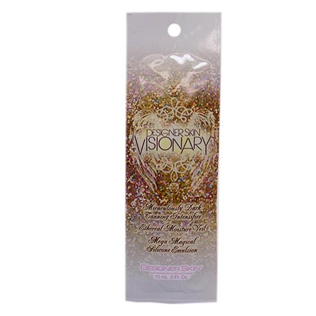 Designer Skin VISIONARY Dark Tanning Intensifier - .5 oz. Packet