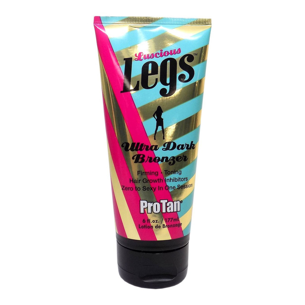 Pro Tan LUSCIOUS LEGS Ultra Dark Bronzer - 6 oz.