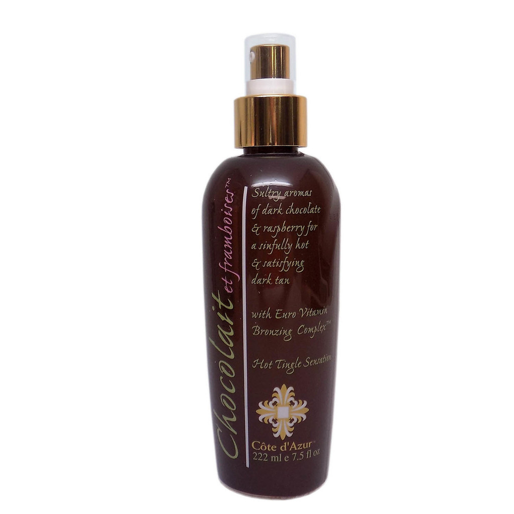 John Abate CHOCOLAIT et Framboises Hot Tingle Bronzer - 7.5 oz.