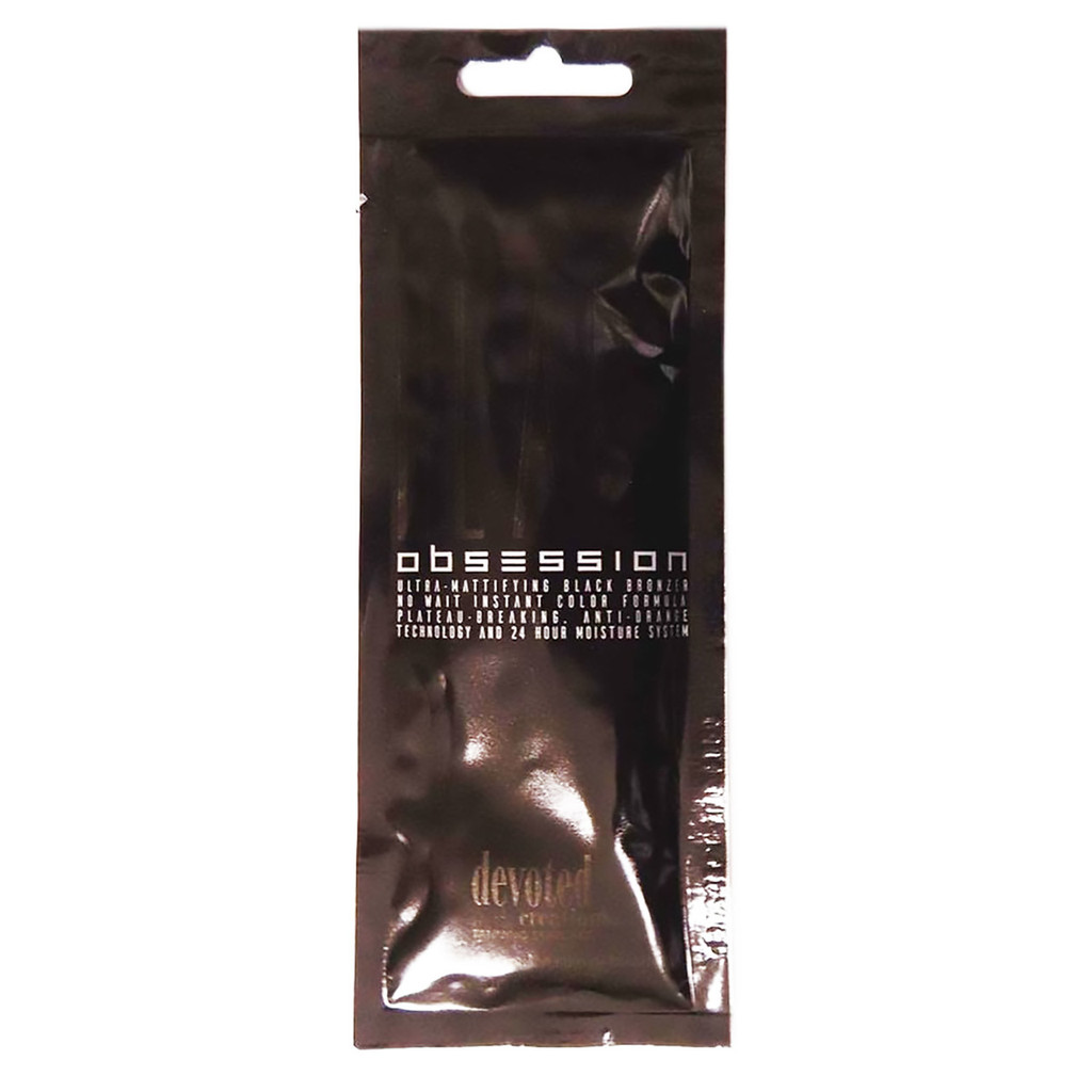 Devoted Creations BLACK OBSESSION Black Bronzer - .5 oz. Packet