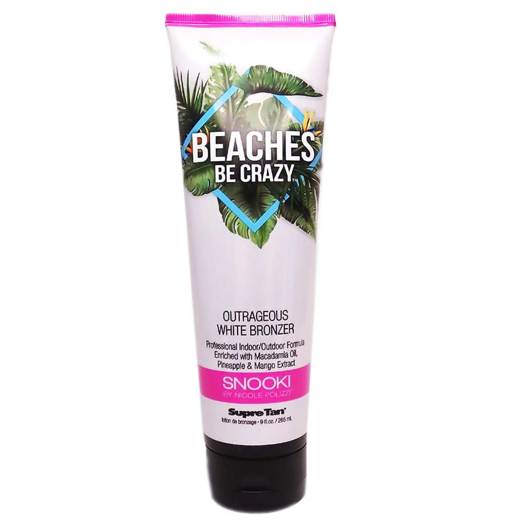 Supre BEACHES BE CRAZY Outrageous White Bronzer - 9 oz.
