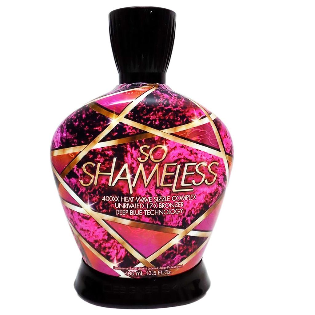 Designer Skin SO SHAMELESS 400xx Heat Wave Sizzle Complex - 13.5 oz.
