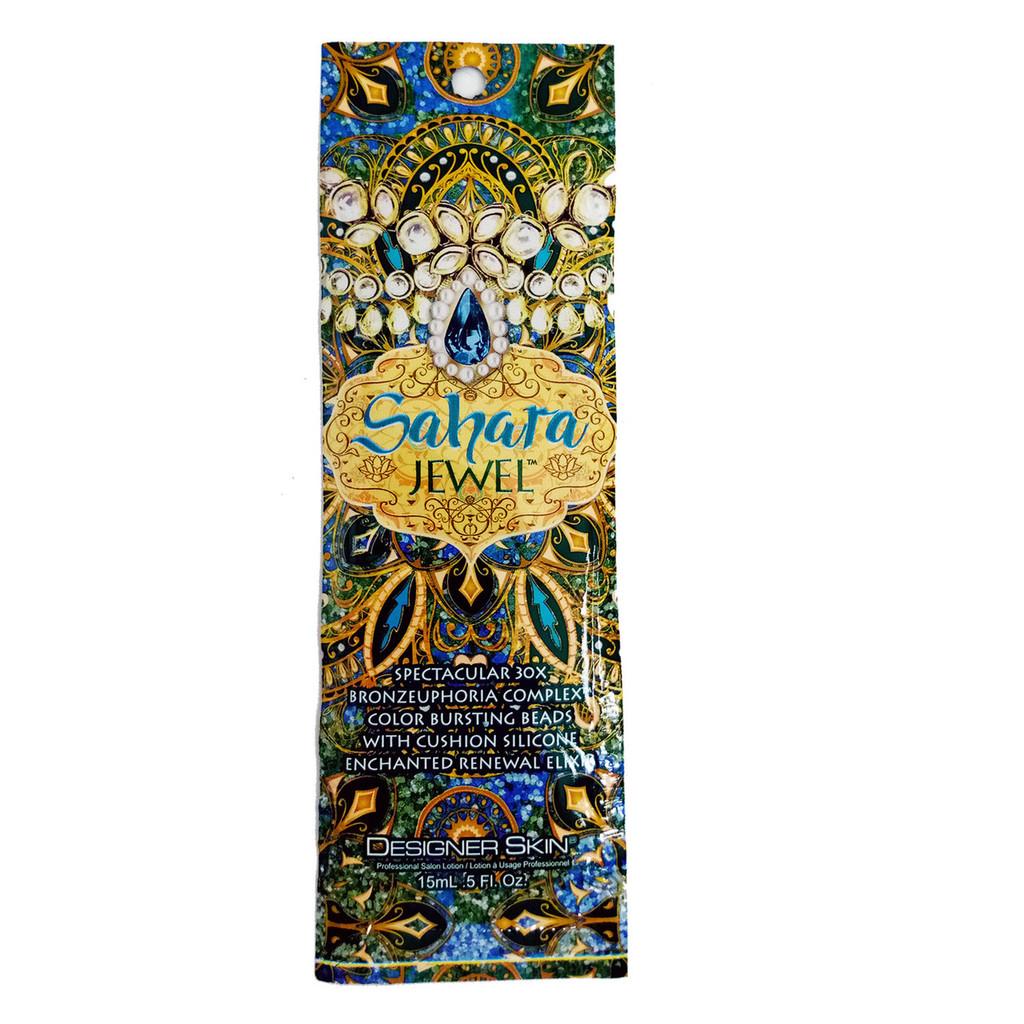 Designer Skin SAHARA JEWEL Spectacular 30x Bronzer - .5 oz. packet