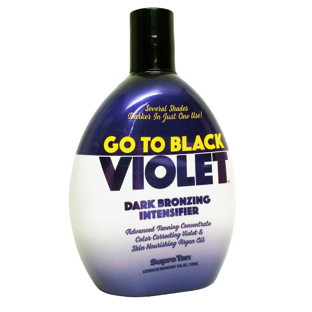 Supre Go to Black Violet DHA Bronzer - 12 oz.