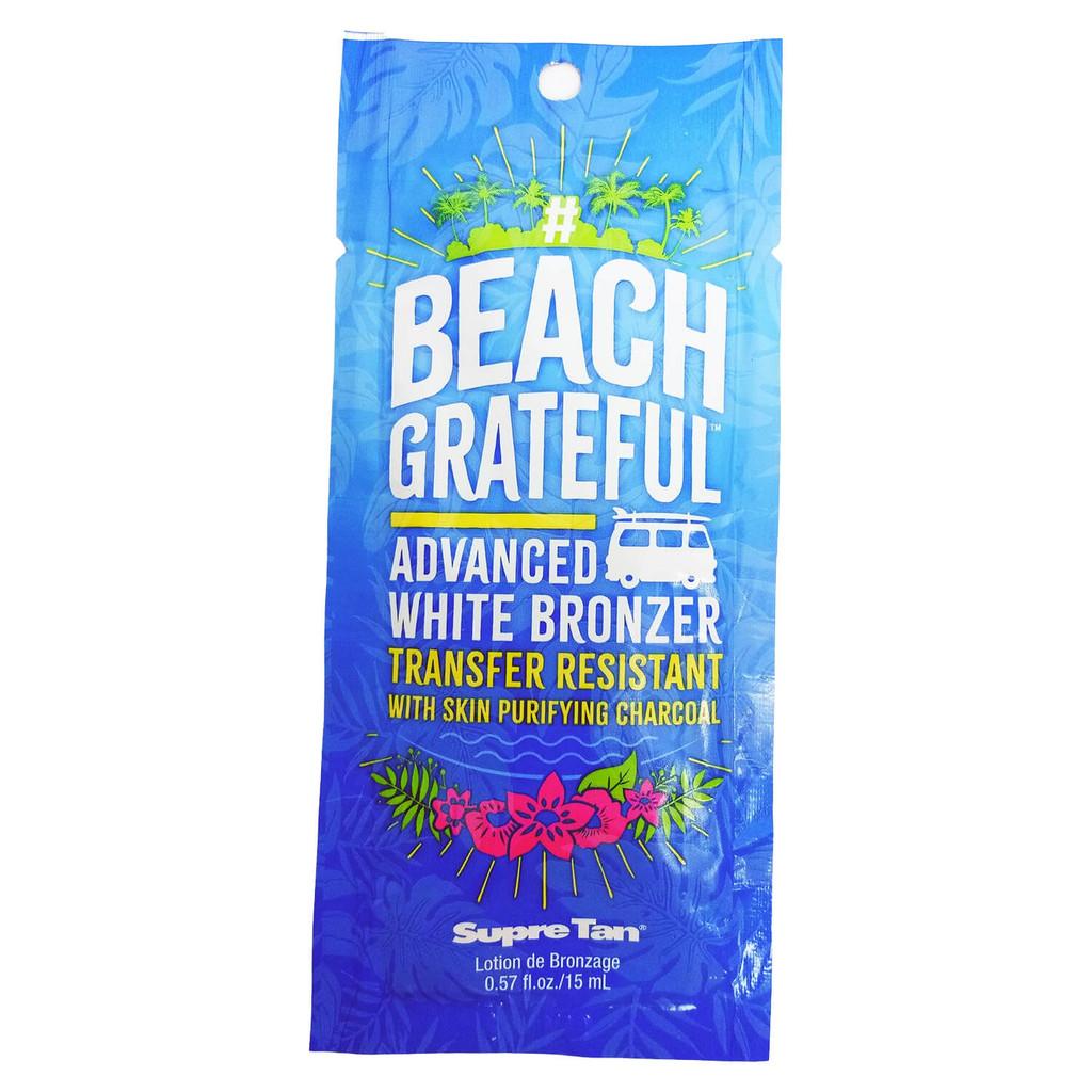 Supre Beach Grateful Advanced White Bronzer - .57 oz. Packet