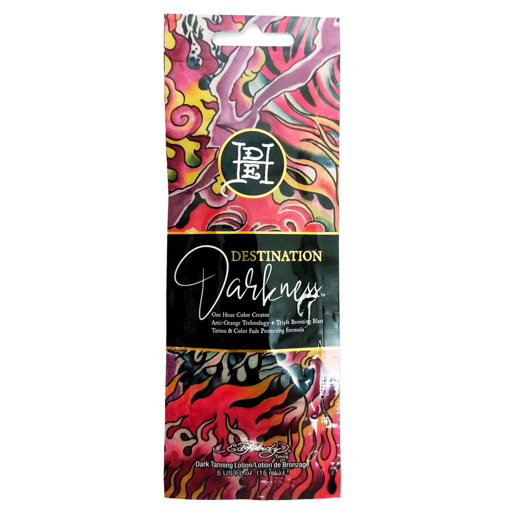 Ed Hardy Destination Darkness One Hour Color Creator - .50 oz. Packet
