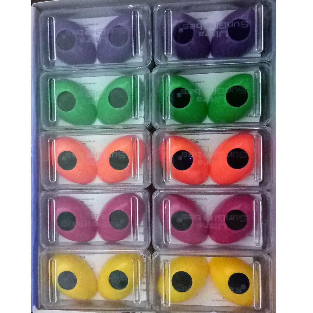 Ultra Sun Globes Protective Eyewear - 2pc in Acrylic Case