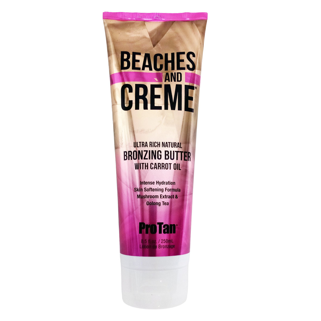 ProTan Beaches & Crème Natural Bronzing Butter- 8.5 oz.